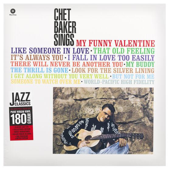 Chet Baker - Chet Baker Sings - Vinyl