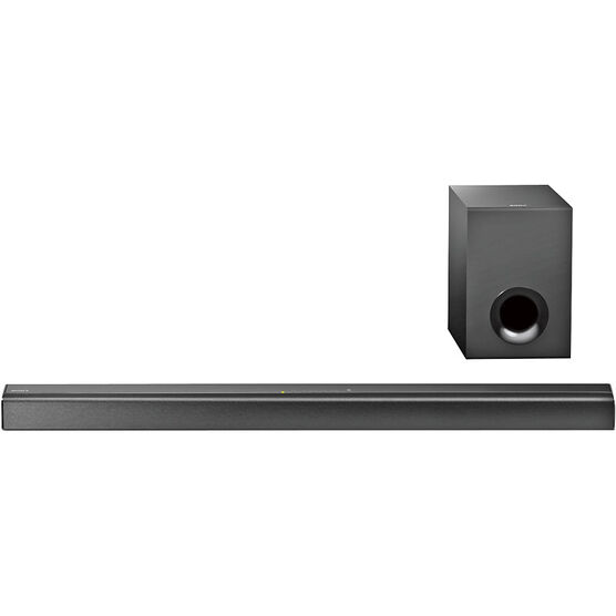 Sony 2.1 Channel Sound Bar with Wired Subwoofer - HTCT80