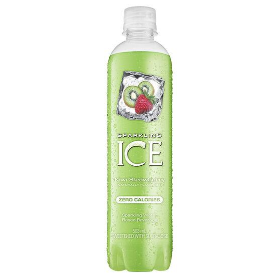 Sparkling Ice - Strawberry Kiwi - 503ml