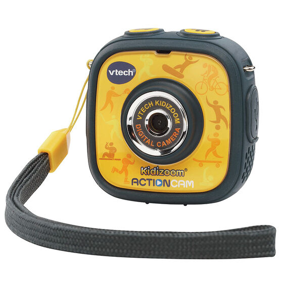 VTech Kidizoom Action Cam - Yellow/Black - 80170706