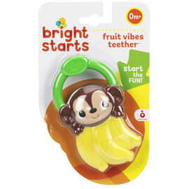 Bright Starts Vibrating Teether - Assorted