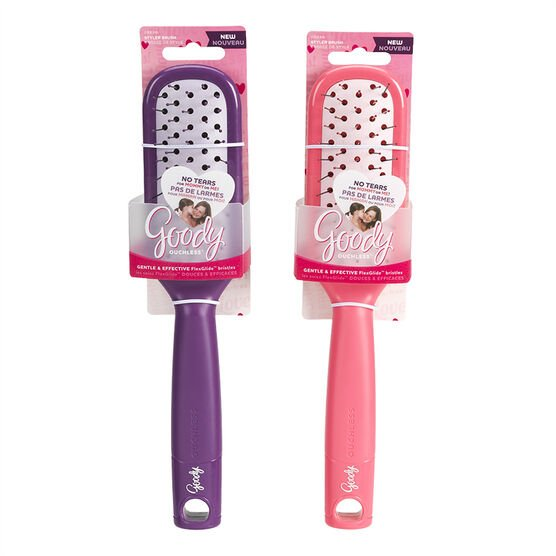 Goody Ouchless No Tears for Mommy or Me Styler Brush - Assorted - 8838