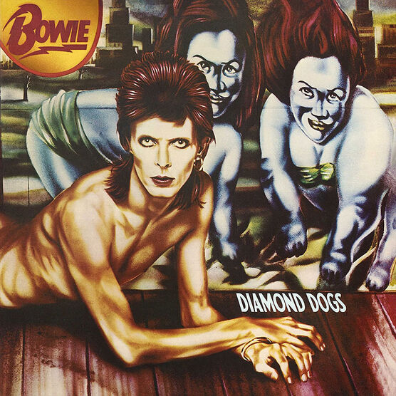 David Bowie - Diamond Dogs - Vinyl