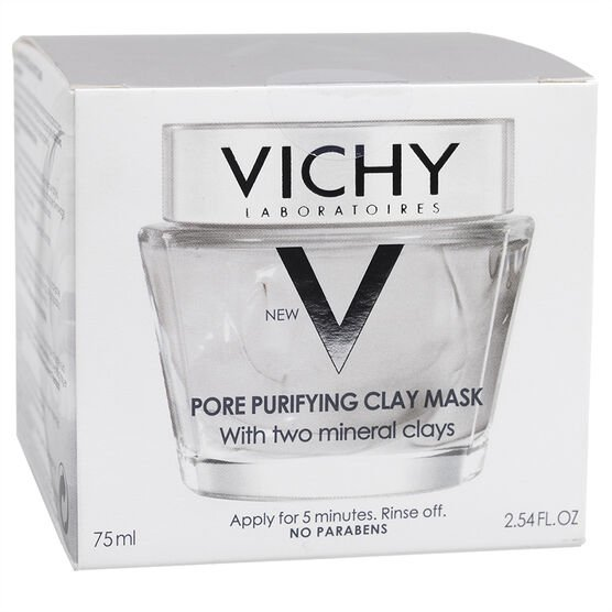 Vichy Pore Purify Clay Mask - 75ml