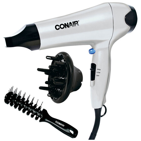 Conair Ceramic Ionic Styler with Bonus Vent Brush - 253RWC