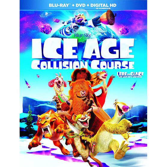Ice Age 5: Collision Course - Blu-ray