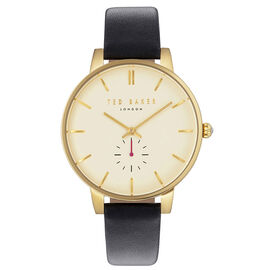 Ted Baker Watch - Black/Gold - 10031536