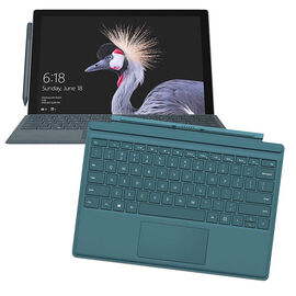 Microsoft Surface Pro m3 - 128GB Type Cover Bundle - Teal - PKG #13724
