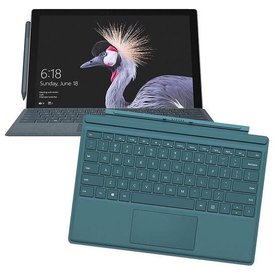 Microsoft Surface Pro m3 - 128GB Type Cover Bundle - Teal - PKG #13724