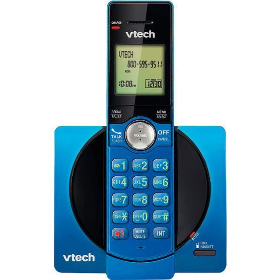 VTech Cordless Phone with Caller ID - Blue - CS691915
