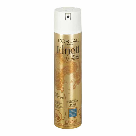 L'Oreal Elnett Satin Hairspray - Strong Hold - 250ml