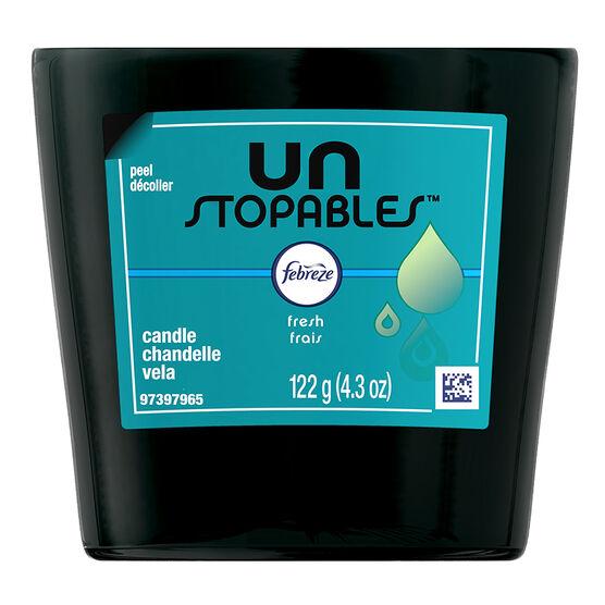 Febreze Candle UNstopables - Fresh - 122g
