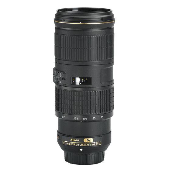 Nikon AF-S FX 70-200mm f/4G ED VR Lens - 2202