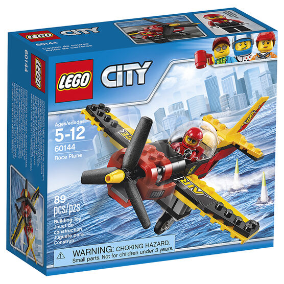 Lego City Race Plane - 60144