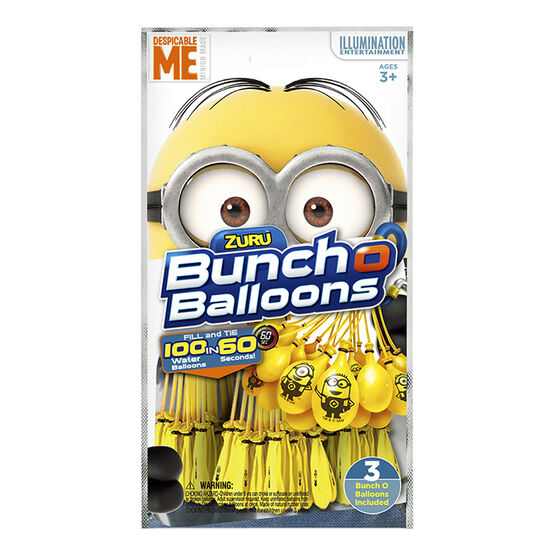 Bunch O Balloons - Minions - 3 pack