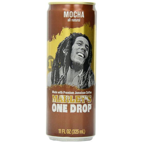 Marley's One Drop Coffee Drink - Mocha - 325ml