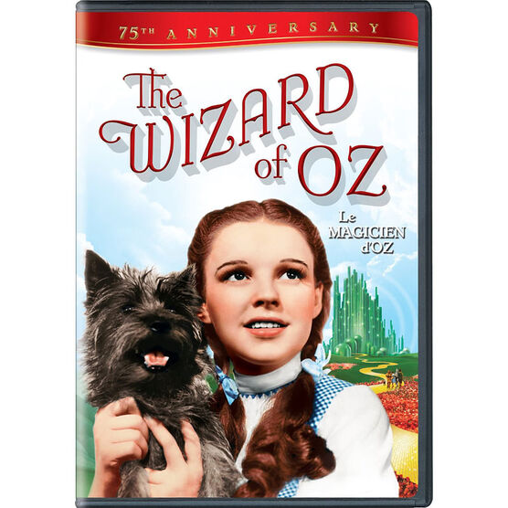 Wizard of Oz: 75th Anniversary Edition - DVD