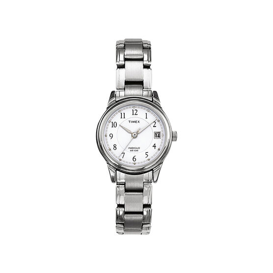 Timex Indiglo Watch - Silver - 29271