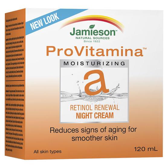 Jamieson ProVitamina A-Retinol Renewal Night Cream - 120ml