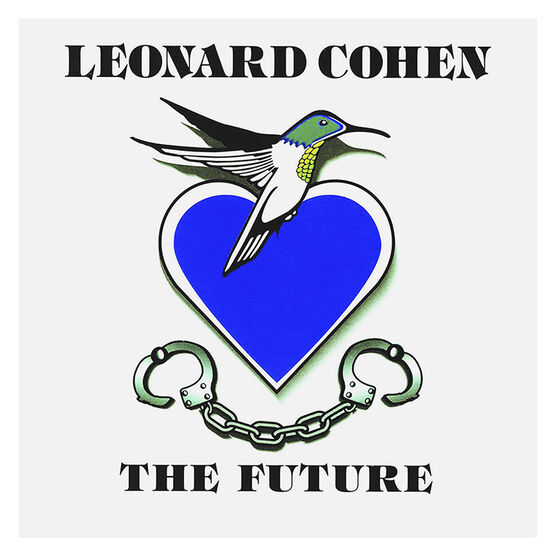 Leonard Cohen - The Future - Vinyl