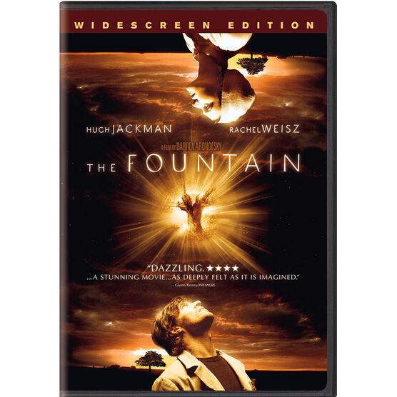 The Fountain - DVD