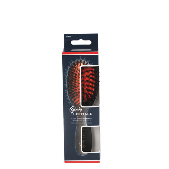 Goody Heritage Collection Classic Cushion Purse Brush - 7353