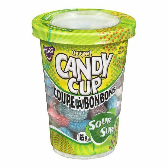 Huer Original Candy Cup - Sour - 165g