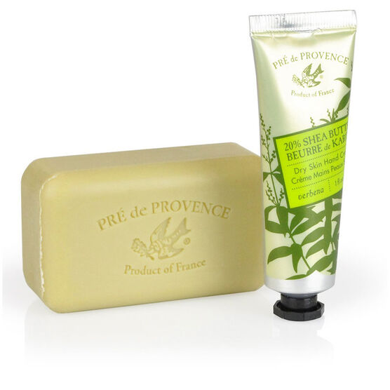 Pre de Provence Soap and Hand Cream - Verbena