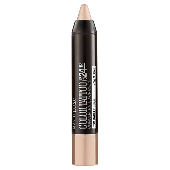 Maybelline Eyestudio Color Tattoo Concentrated Crayon - Barely Beige