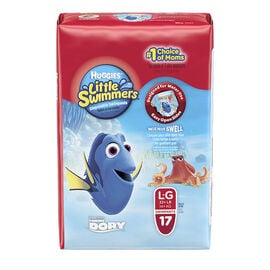 Huggies Little Swimmers - Large - 17's