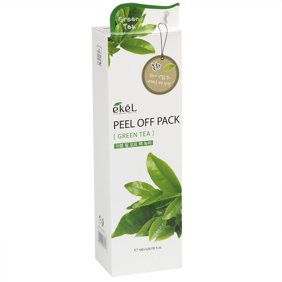 Ekel Peel Off Pack Green Tea - 180g
