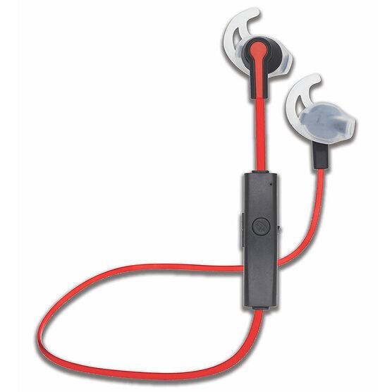 Escape Sport Bluetooth Earbuds - Red/Black - BT041