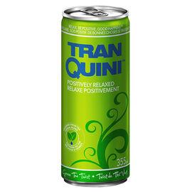 Tranquini - Green Tea Twist - 355ml