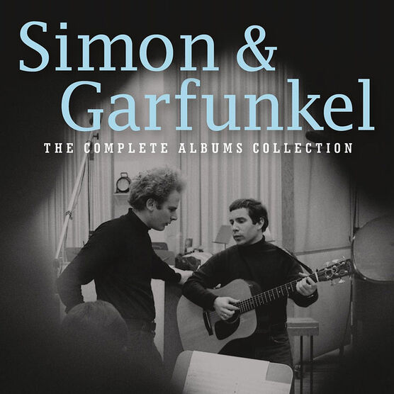 Simon and Garfunkel - The Complete Albums Collection - 12 CD