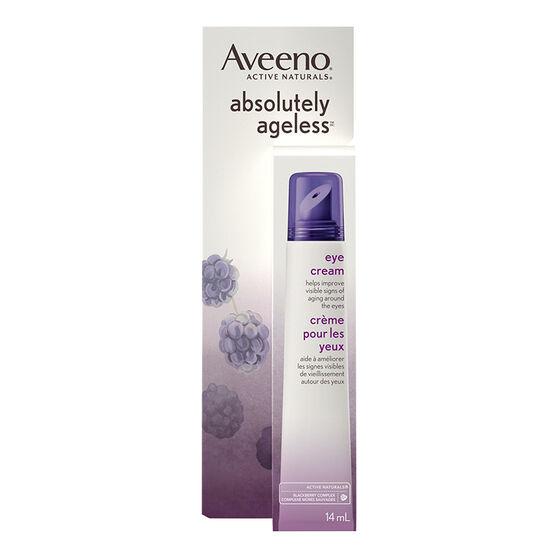 Aveeno Active Naturals Absolutely Ageless Eye Cream - 14ml