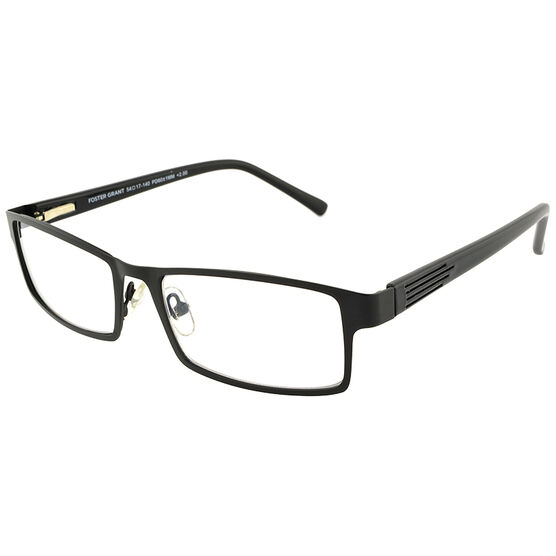 Foster Grant Sawyer Men's Reading Glasses - 2.50