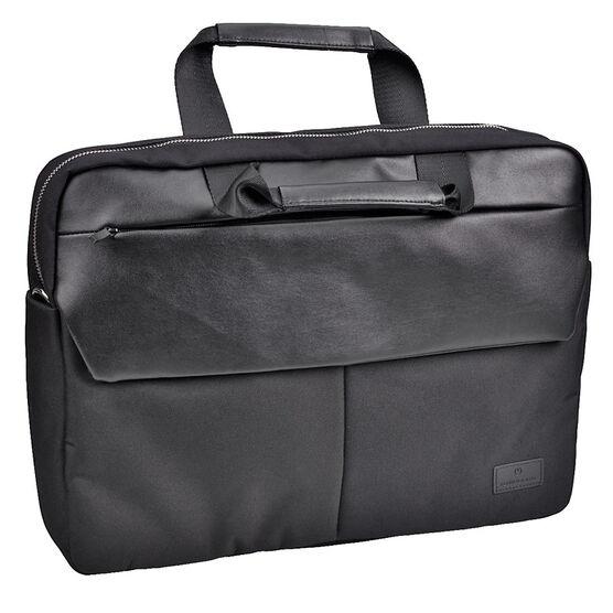 Certified Data Hugo Topload Notebook Case - Black - NH-8060HUGO