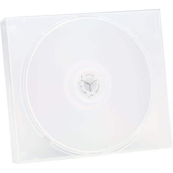 Certified Data DVD Jewel Case - 4 disc capacity