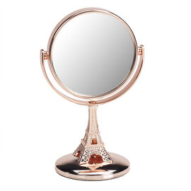 Danielle Eiffel Tower Vanity Mirror - Mini - Rose Gold - 4x