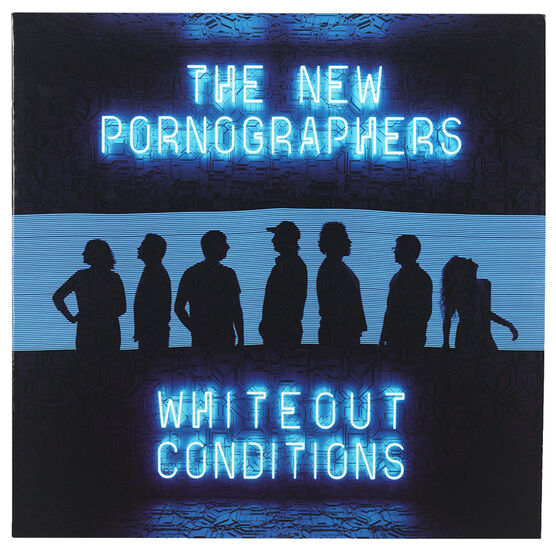The New Pornographers - Whiteout Conditions - Vinyl