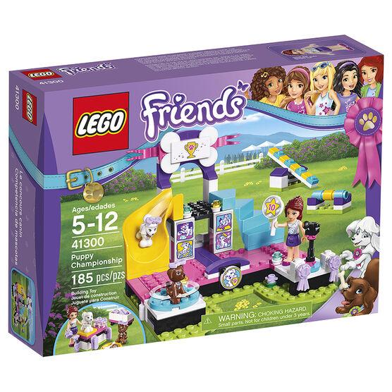 Lego Friends Puppy Championship - 41300