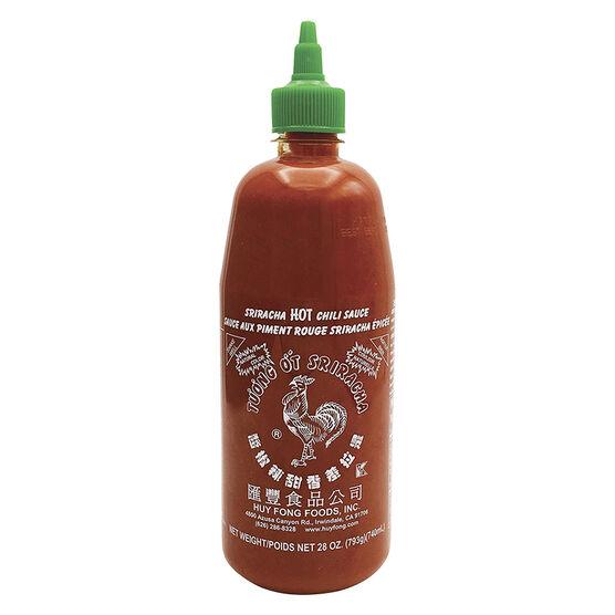 Huy Fong Sriracha Sauce - 740ml