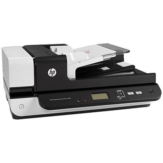HP Scanjet Enterprise Flow 7500 Flatbed Scanner - L2725B#BGJ