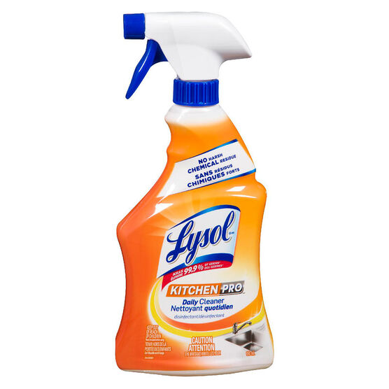 Lysol Kitchen Pro Daily Cleaner - 650ml