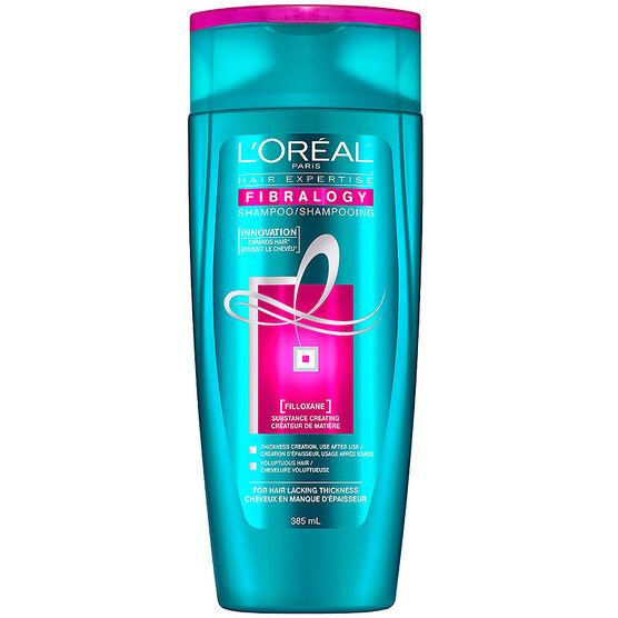 L'Oreal Fibralogy Shampoo - 385ml