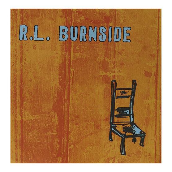 R.L. Burnside - Wish I Was In Heaven (Limited Edition) - Vinyl