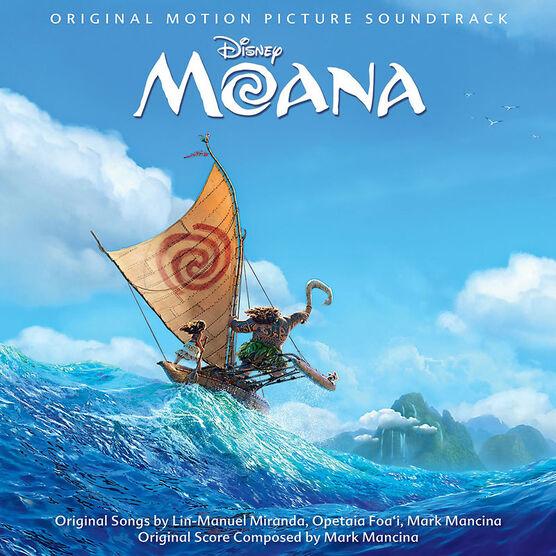 Soundtrack - Moana - CD
