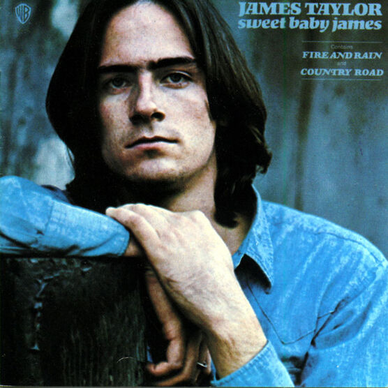 James Taylor - Sweet Baby James - CD