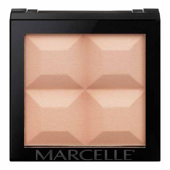 Marcelle Monochromatic Pressed Powder - Medium