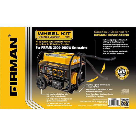 Firman Wheel Kit - 1003